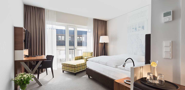 select economy zimmer hotel 47 in konstanz am bodensee. Black Bedroom Furniture Sets. Home Design Ideas