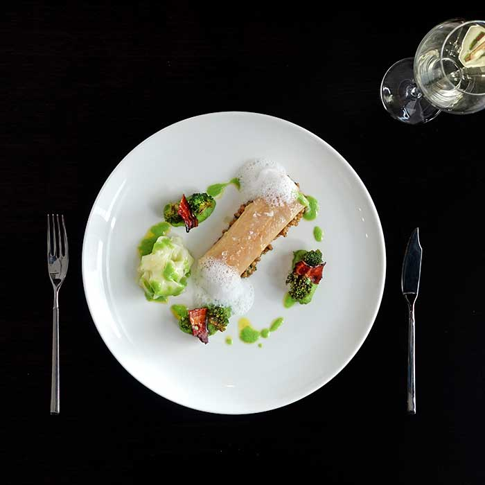 THREE-COURSE GOURMET DINNER€ 42.00